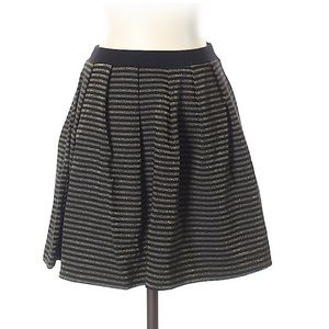 French Connection striped skirt